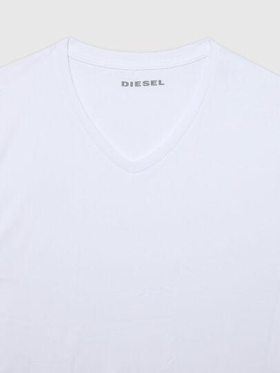 Diesel - UMTEE-MICHAEL3PACK, White - Tops - Image 4