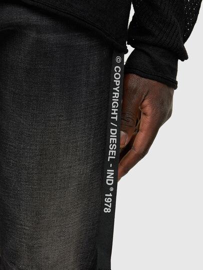 Diesel - K-MERCURY, Black - Knitwear - Image 5