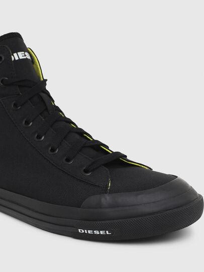 Diesel - S-ASTICO MID CUT, Black - Sneakers - Image 5
