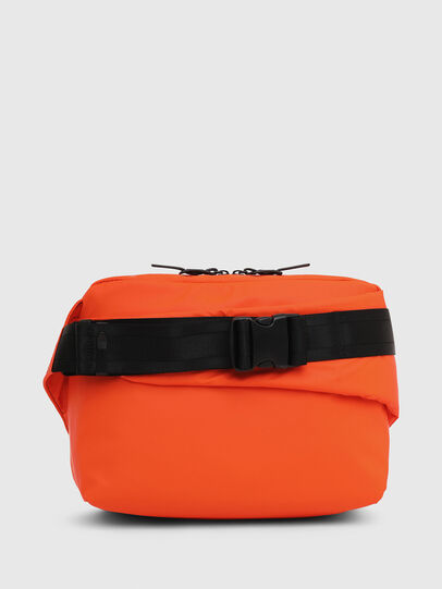 Diesel - F-BOLD CROSS, Orange - Crossbody Bags - Image 2