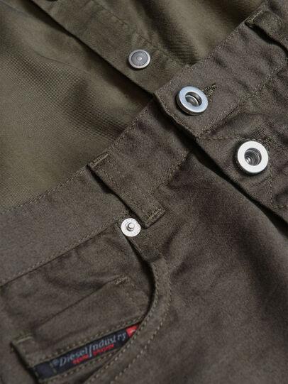 Diesel - DESYZ, Military Green - Dresses - Image 3