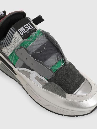 Diesel - S-BRENTHA DEC, Grey - Sneakers - Image 4