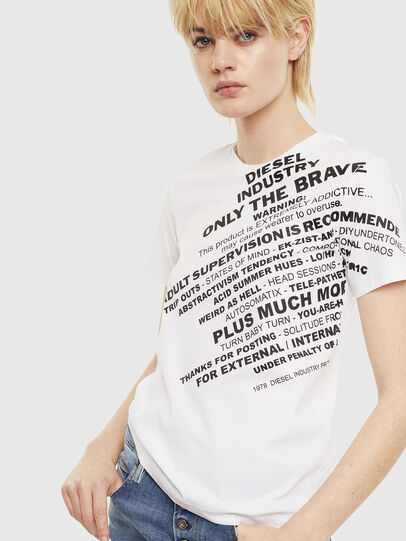 Diesel - T-SILY-S1,  - T-Shirts - Image 1