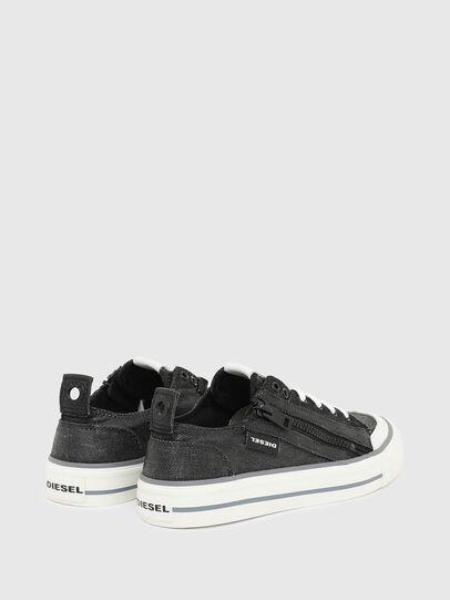 Diesel - S-ASTICO LOW ZIP W, Black - Sneakers - Image 3