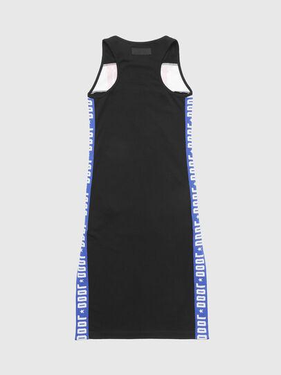 Diesel - DSAMM, Black - Dresses - Image 2