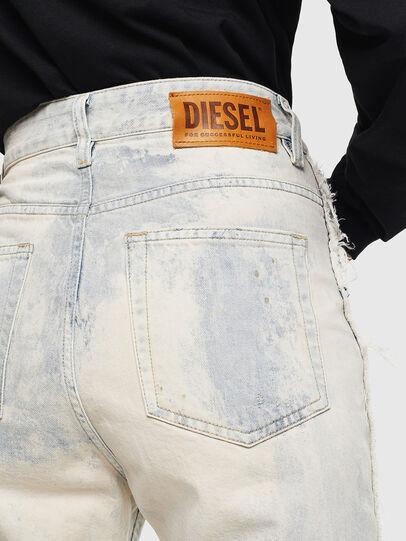 Diesel - D-Eiselle 0099P, White - Jeans - Image 6