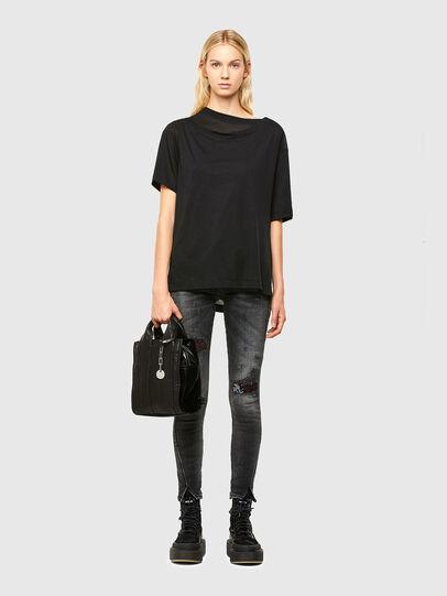 Diesel - GAYA, Black - Crossbody Bags - Image 6