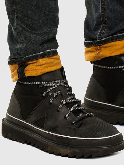 Diesel - KROOLEY JoggJeans® 069NS, Dark Blue - Jeans - Image 5