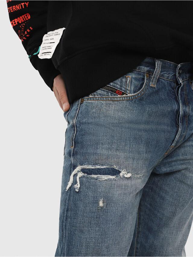 Diesel - Mharky 080AH, Medium blue - Jeans - Image 3