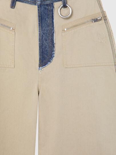 Diesel - P-ACAY-DT, Beige - Pants - Image 3