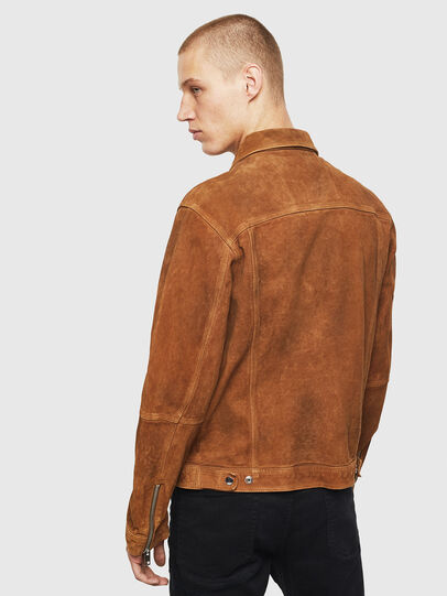 Diesel - L-DEAN,  - Leather jackets - Image 2