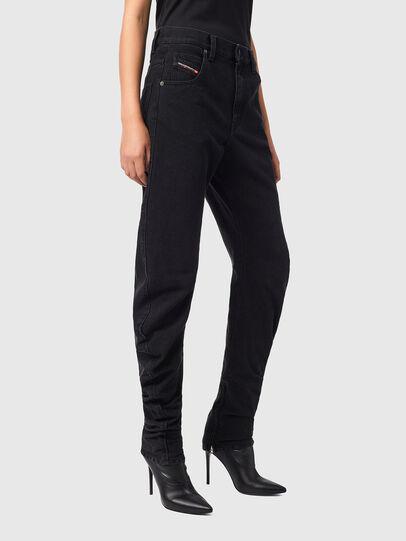 Diesel - D-Plata 09B47, Black/Dark grey - Jeans - Image 6