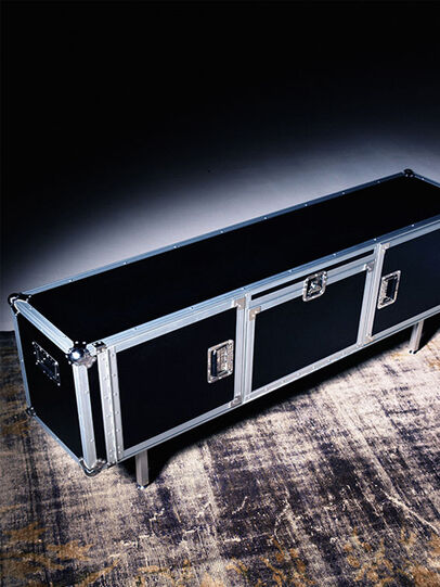 Diesel - TOTAL FLIGHTCASE - CABINET, Multicolor  - Furniture - Image 3