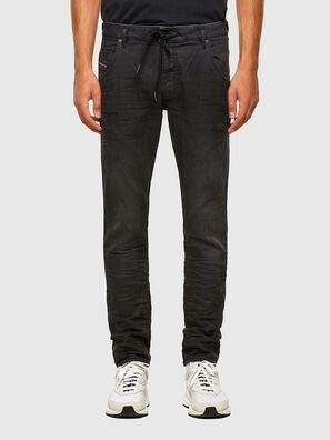 Krooley JoggJeans 069QL, Black/Dark grey - Jeans