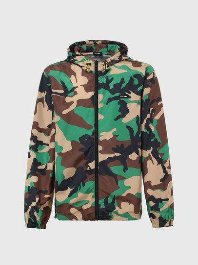 Diesel - BMOWT-WINDY-FG, Green Camouflage - Out of water - Image 1