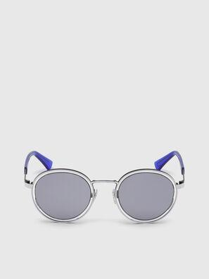 DL0321, Grey/Blue - Sunglasses