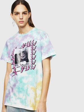 T-DARIA-M, Multicolor - T-Shirts