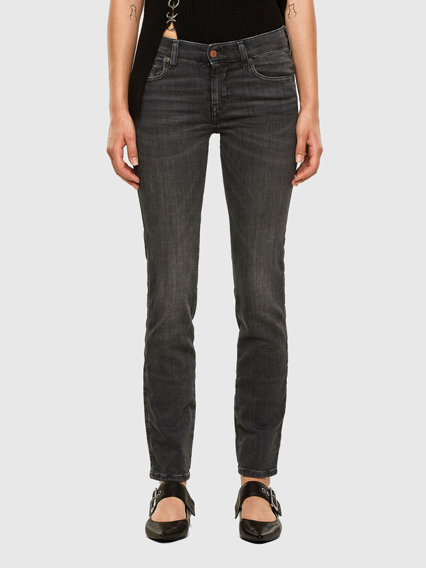 Sandy 009FI, Black/Dark grey - Jeans