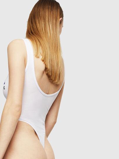 Diesel - UFTK-BODY-P, White - Bodysuits - Image 2