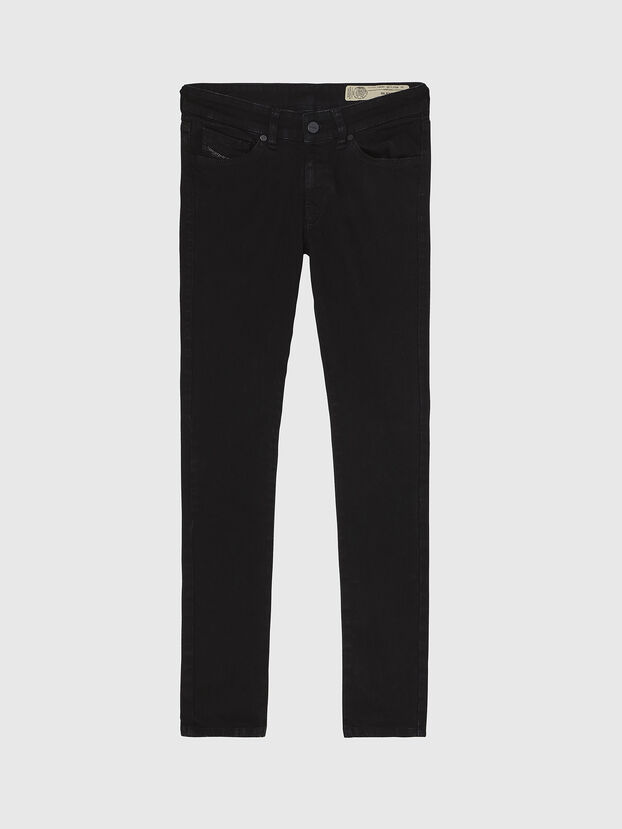 Slandy A69EF, Black/Dark grey - Jeans