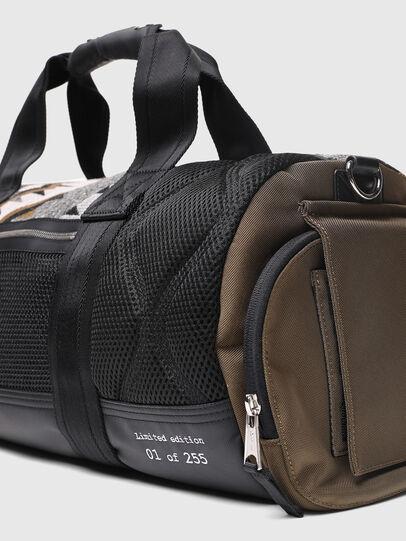 Diesel - YAVI, Black - Travel Bags - Image 8