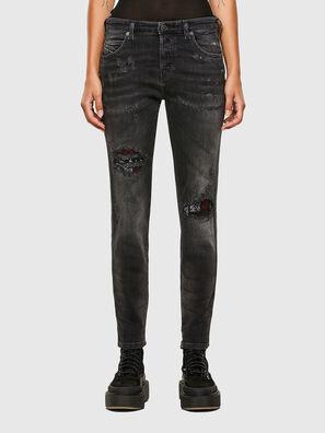 Babhila 009JN, Black/Dark grey - Jeans