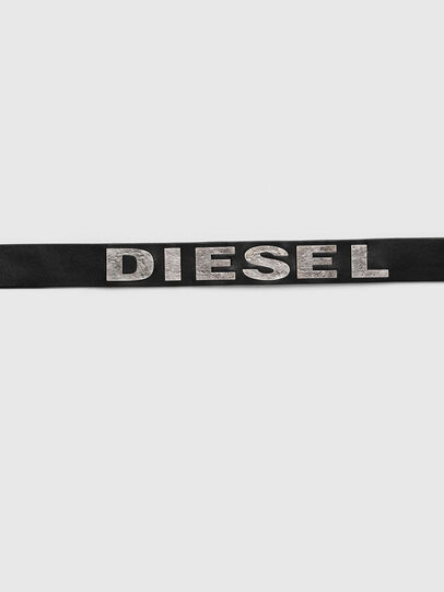 Diesel - B-BOLD, Black - Belts - Image 4