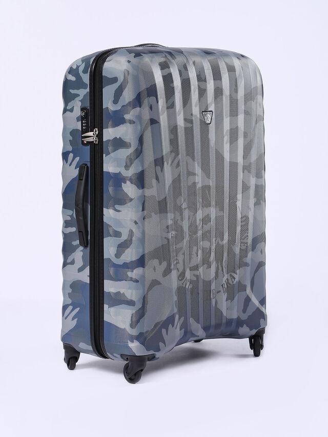 Diesel - MOVE L, Blue - Luggage - Image 2