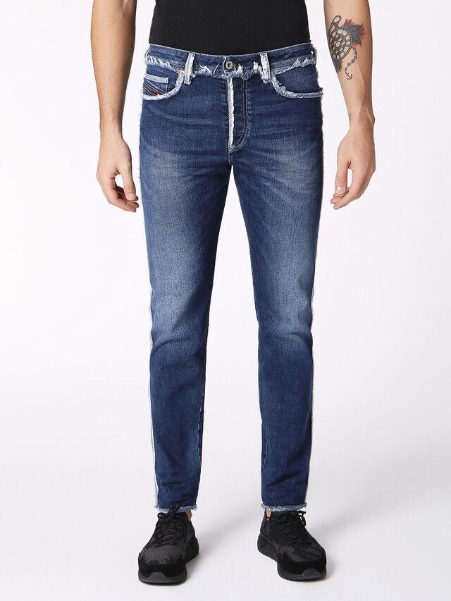 BUSTER-SP 084HV, Blue Jeans