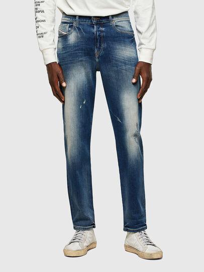 Diesel - D-Fining 009RS, Dark Blue - Jeans - Image 1