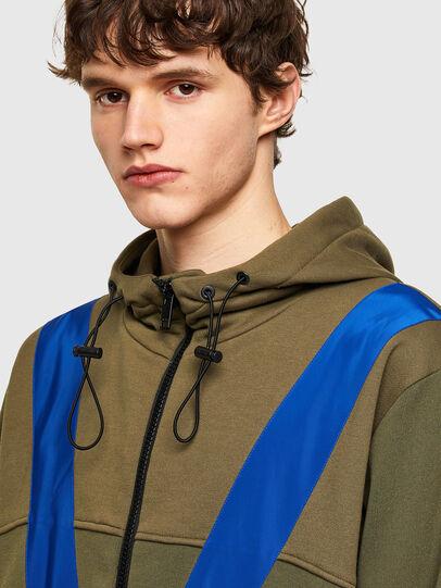 Diesel - K-ARSENIC, Olive Green - Knitwear - Image 3