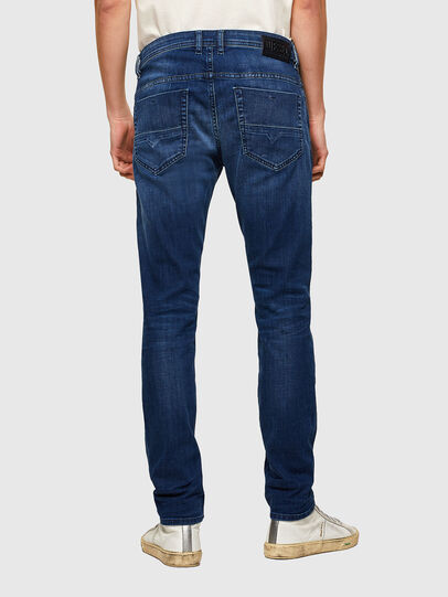 Diesel - Thommer 069SF, Dark Blue - Jeans - Image 2