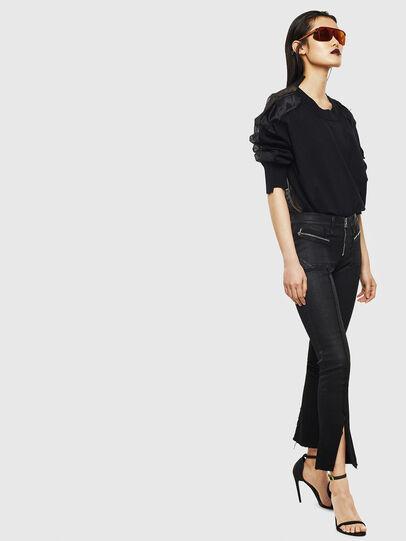 Diesel - MOLLYS, Black - Knitwear - Image 7