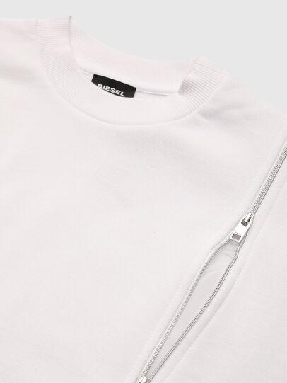 Diesel - SGEORGIA, White - Sweaters - Image 3
