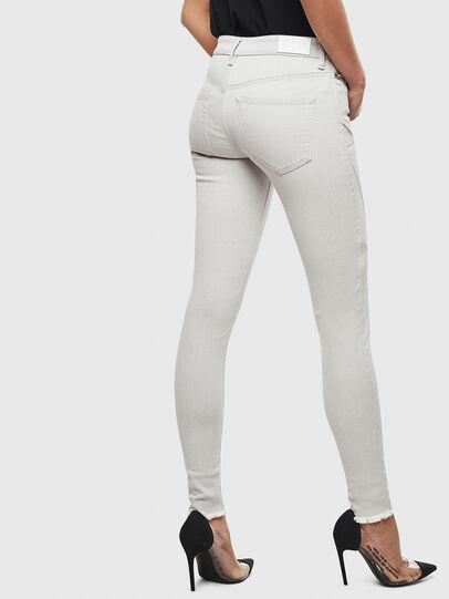 Diesel - Slandy 0097F, Light Grey - Jeans - Image 2