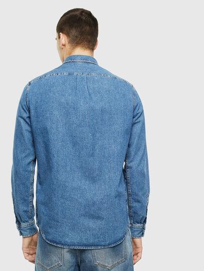 Diesel - D-BER-P, Blue Jeans - Denim Shirts - Image 2