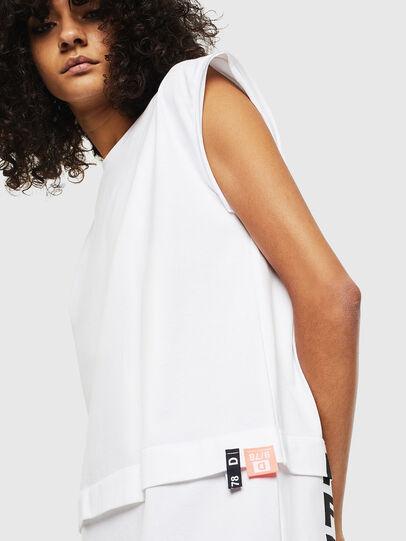 Diesel - D-HATTER, White - Dresses - Image 3