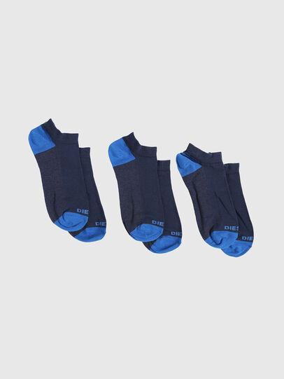 Diesel - SKM-GOST-THREEPACK,  - Low-cut socks - Image 1