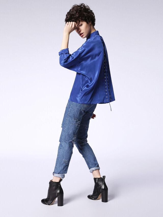 C-LURY, Brlliant blue