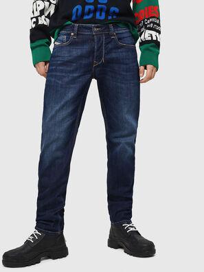Larkee-Beex 082AY, Dark Blue - Jeans