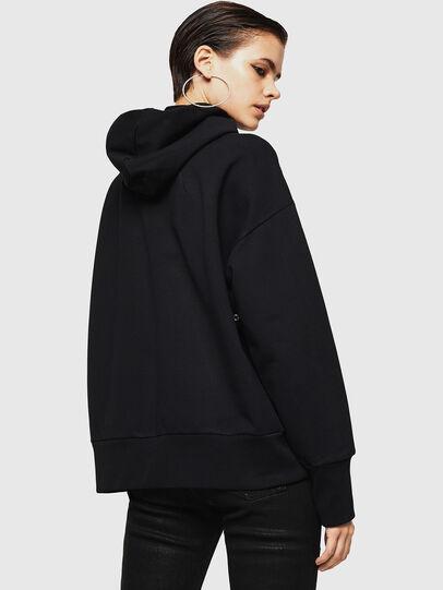 Diesel - F-MAG, Black - Sweaters - Image 2