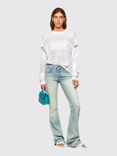 Diesel - M-AMETHYST, White - Knitwear - Image 4