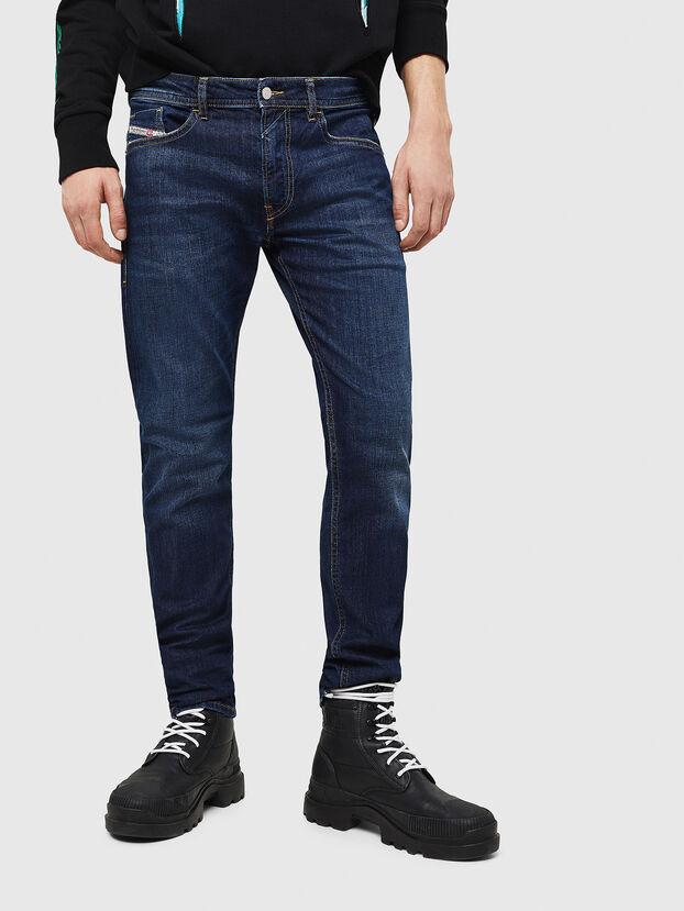 Thommer 082AY, Dark Blue - Jeans