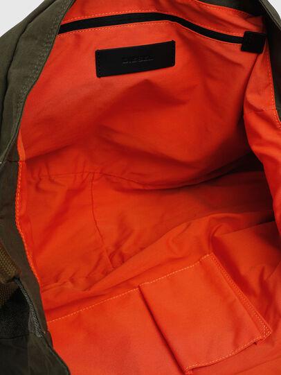 Diesel - BIVIO, Olive Green - Crossbody Bags - Image 4