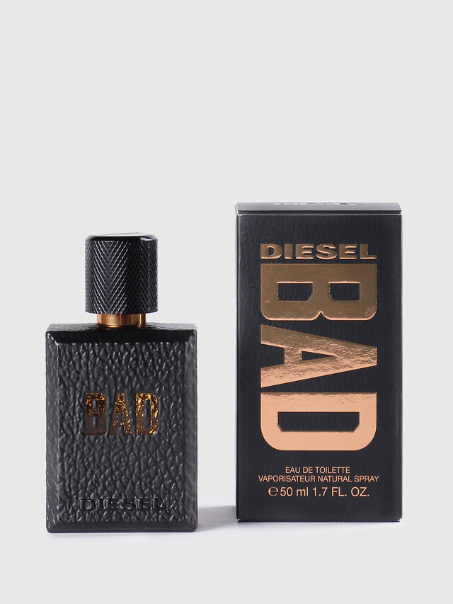 Diesel - BAD 50ML, Opaque Black - Bad - Image 1