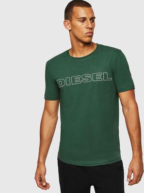 UMLT-JAKE, Dark Green - T-Shirts