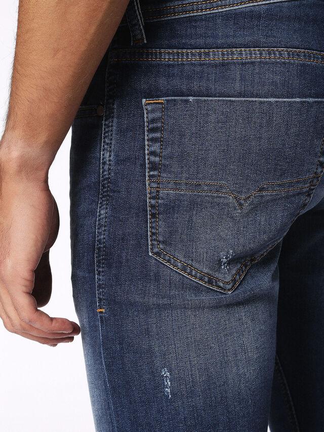 TEPPHAR 0688A, Blue jeans