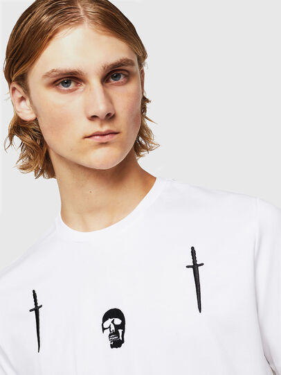 Diesel - TY-X2,  - T-Shirts - Image 3