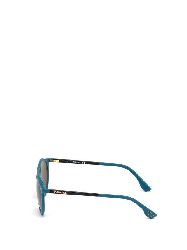 Diesel - DM0195, Blue - Sunglasses - Image 3