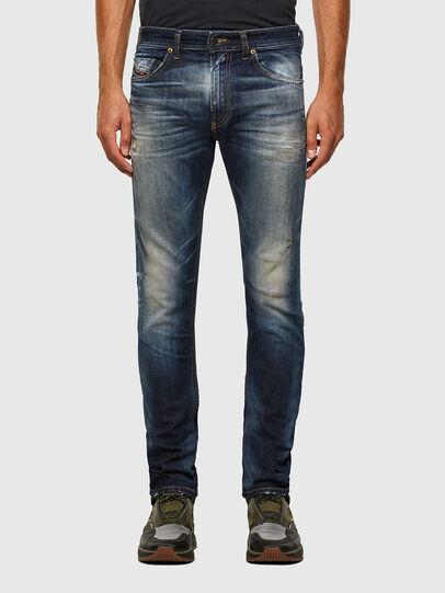 Diesel - Thommer 009JT, Dark Blue - Jeans - Image 1